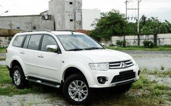 Mitsubishi triệu hồi loạt xe Pajero Sport tại Việt Nam