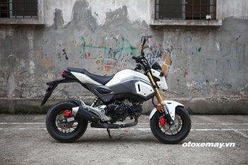 Video: Trải nghiệm Honda MSX 125 2017