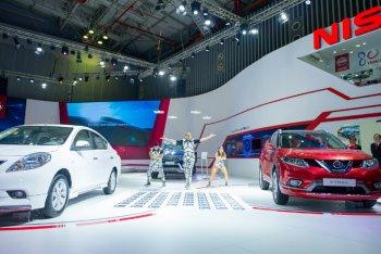 VMS 2017: Nissan sẽ phân phối loạt xe cao cấp ở Việt Nam