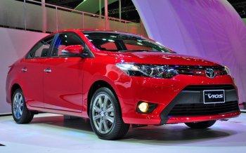 """Toyota Vios vẫn """"thống trị"""" thị trường Việt tháng 7"""
