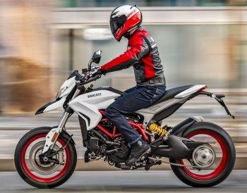 Ducati Hypermotard 939 2018 thêm màu mới