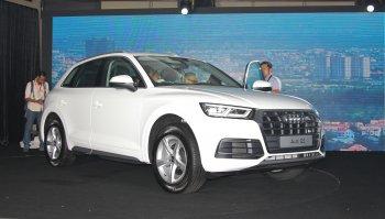 Audi Việt Nam ra mắt Q5 hoàn toàn mới giá từ 2 đến 2,5 tỷ