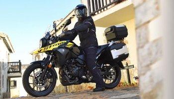 Suzuki V-Strom 250 chính thức lên kệ giá bán 5.985 USD