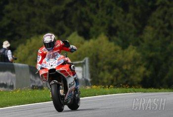"""Chặng 11 MotoGP 2017: Thắng """"nghẹt thở"""" Marquez, Dovizioso lên đỉnh tại Red Bull Ring"""