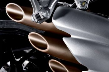 MV Agusta tiếp nhận quy định khí thải Euro4