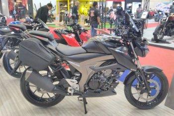 """Suzuki GSX-S150 2017 có thêm phiên bản """"phượt"""""""