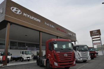 Tặng tour Hàn Quốc cho khách mua xe tải Hyundai