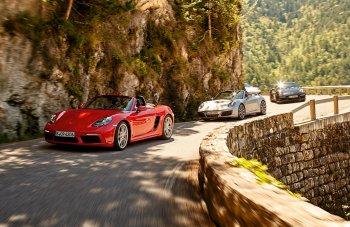 Porsche Việt Nam tặng vé du ngoạn miền Tuscany nước Ý