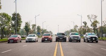 Ford thử nghiệm công nghệ giúp giảm thiểu thời gian dừng đèn đỏ