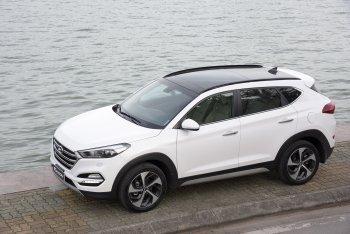 Hyundai Thành Công lắp ráp Tucson với giá từ 815 triệu đồng