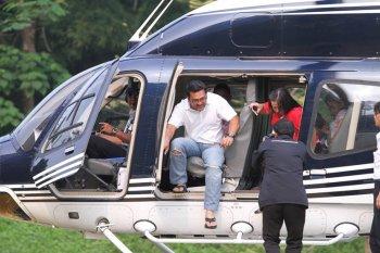 Grab muốn dùng trực thăng trị tắc đường