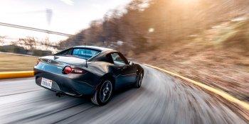 Mazda xin cấp bằng sáng chế cho động cơ mới