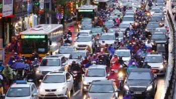 Hà Nội chính thức cấm xe máy