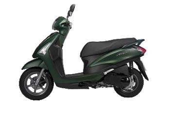 Yamaha Acruzo Deluxe thêm 2 màu mới thời thượng