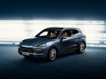 Porsche Cayenne thế hệ mới lộ ảnh nóng trước khi ra mắt
