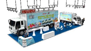 Isuzu Việt Nam giảm giá 30 triệu khi đóng thùng xe tải