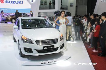 Sedan Suzuki Ciaz ở Việt Nam giảm giá 92 triệu đồng