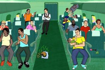 Những quy tắc bất thành văn khi đi máy bay