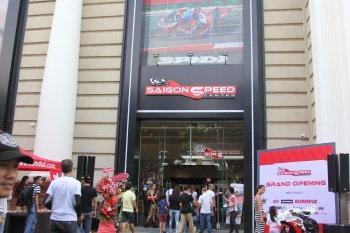 Saigon Speed Center chăm sóc toàn diện cho môtô phân khối lớn