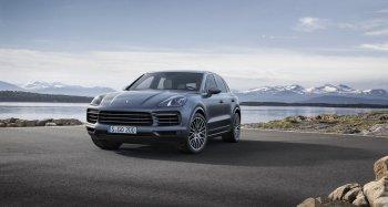 Porsche Cayenne hoàn toàn mới giá từ 74.828 Euro