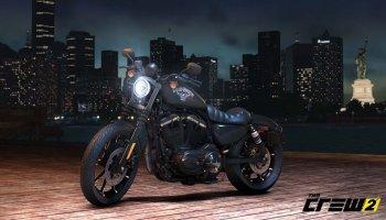 Harley-Davidson bắt tay với Ubisoft xuất hiện trong tựa game The Crew 2