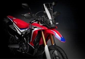Honda chính thức bán CRF250 và CRF250L tại Malaysia