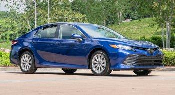 Xe Toyota khiến người Mỹ hài lòng nhất