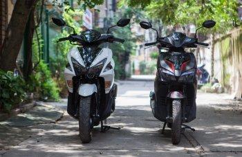 Video: Yamaha NVX 125 so với Honda Air Blade