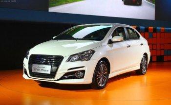 Mẫu sedan giá rẻ Suzuki Ciaz ra bản nâng cấp 2017