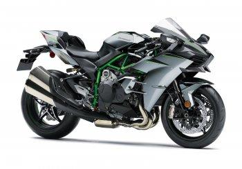 Kawasaki bổ sung nhiều màu mới cho loạt môtô phiên bản 2018