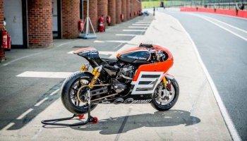 Harley XR1200TT độ xe đua vintage cực độc