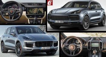 Khác biệt cơ bản giữa Porsche Cayenne thế hệ ba và hai