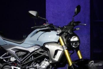 Honda CB150 R ExMotion 2017 trình làng tại Thái Lan