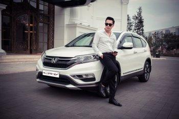 """Honda CR-V gây hoang mang vì """"loạn giá"""""""