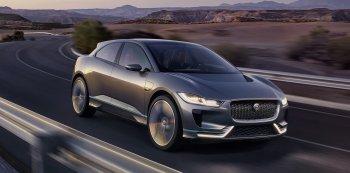 Jaguar Land Rover tuyên bố bán toàn xe chạy điện từ năm 2020