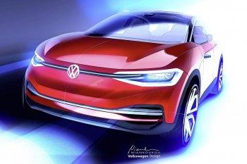 """Volkswagen I.D. Crozz concept """"lên đời"""" thách thức đối thủ"""
