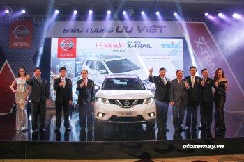 Nissan tặng phí trước bạ khi mua X-Trail trong tháng 9