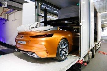Lộ diện dàn concept của BMW tại triển lãm Frankfurt
