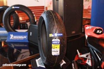 Lốp siêu chất Michelin Power RS cho Sportbike Việt Nam