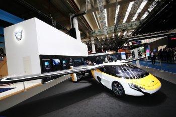 "Xe bay ""hạ cánh"" tại Frankfrurt Motor Show 2017"