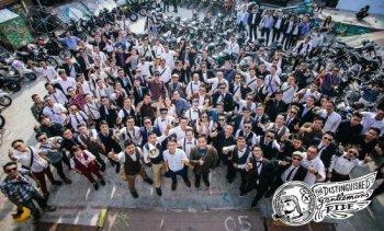 Cách đăng ký tham gia sự kiện The Distinguished Gentleman's Ride 2017
