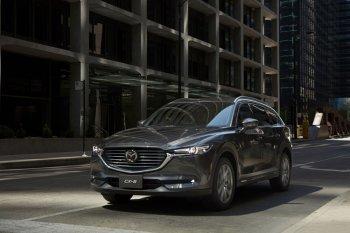 Mazda CX-8 được bán tại Nhật Bản với giá từ 29 nghìn USD