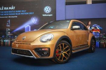 Volkswagen Beetle Dune và Passat BlueMotion đến Việt Nam giá gần 1,5 tỷ