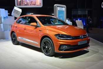 Volkswagen Polo thế hệ mới ra mắt Frankfurt 2017, giá từ 15.455 USD