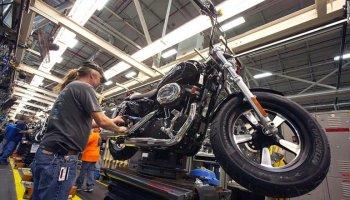 Hiệp hội nhân công chấm dứt hợp tác dài hạn với Harley-Davidson