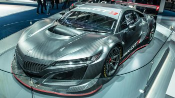 Frankfurt MotorShow 2017: Honda ra mắt NSX GT3 siêu đỉnh