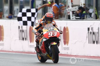 Chặng 13 MotoGP 2017: Chiến thắng đậm tính chiến thuật của Marquez