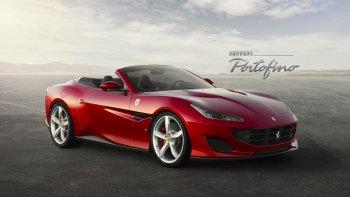 Portofino chính thức gia nhập gia đình Ferrari