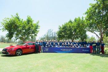 Trải nghiệm đặc biệt cho khách hàng Lexus yêu thích Golf