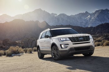 1,3 triệu chiếc Ford Explorer bị nghi dính lỗi rò rỉ khí thải